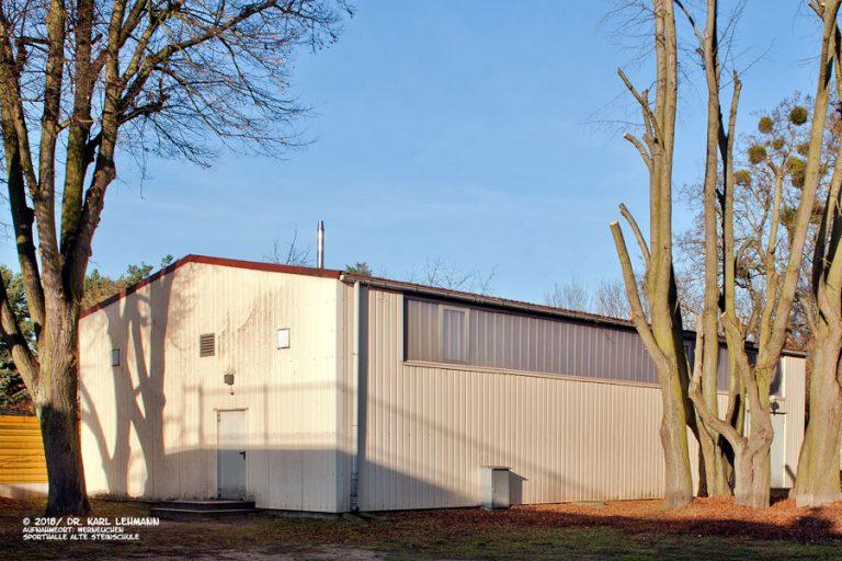 Sporthalle Steinschule - 1