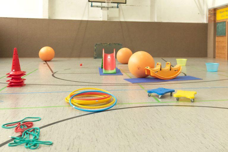 Kindersport unter 4 Jahren