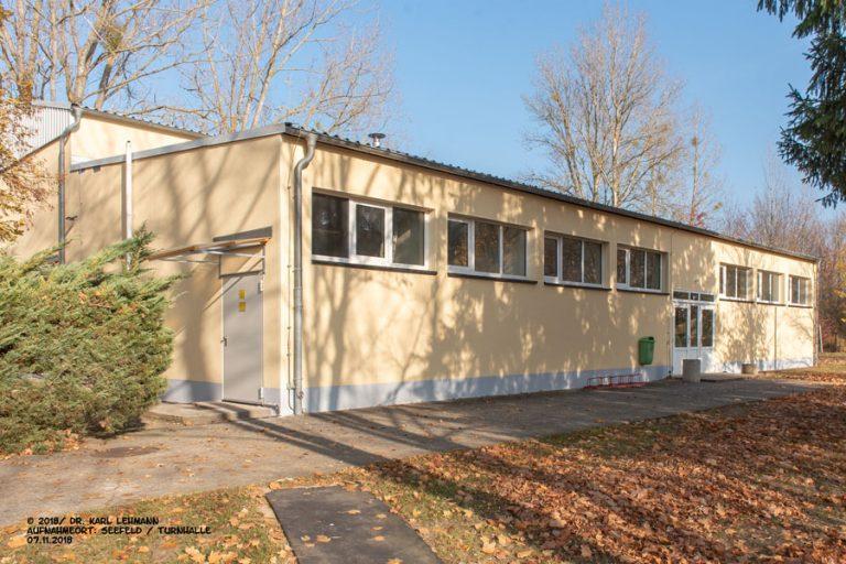 Sporthalle Seefeld - 1