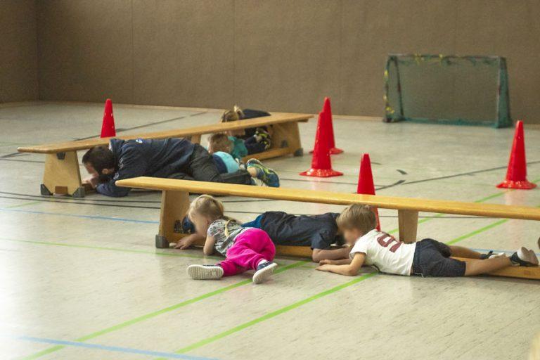 Kindersport ab 4 Jahren